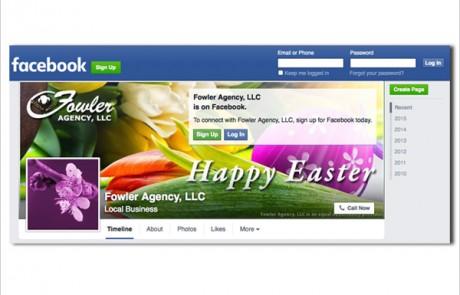 Facebook: Fowler Agency Easter