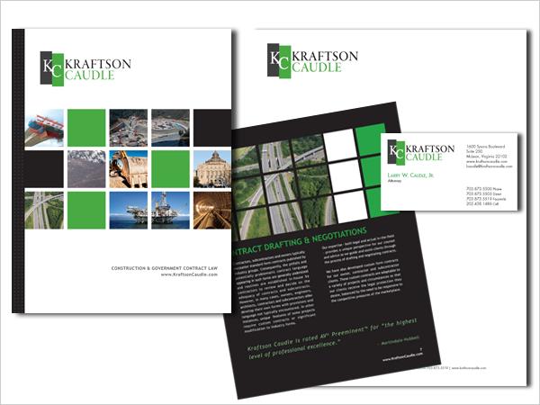 Kraftson Caudle Print & Identity