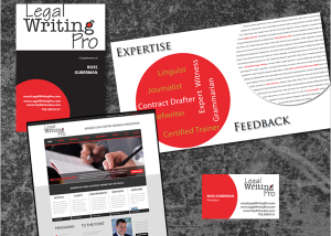 Legal Writing Pro Brochure/I