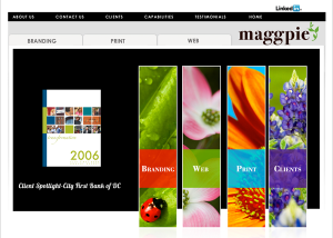 Maggpie Archived Site