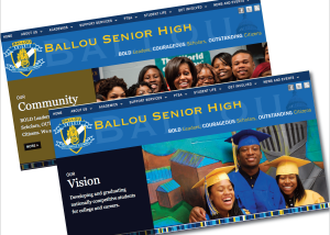 Ballou High School