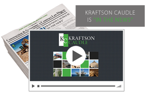 Kraftson Caudle Video – Best Law Firm Video