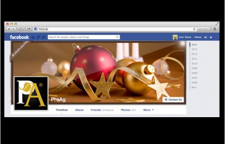 ProAg Holiday Facebook
