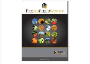 ProAgWorks Logo and Brochure