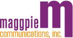 Maggpie Communications, Inc. Logo