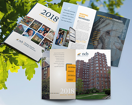 Maggpie Communications, Inc. | Annual Report Design